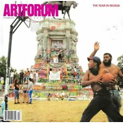 ART FORUM INTERNATIONAL DEC. 2020*THE YEAR IN REVIEW