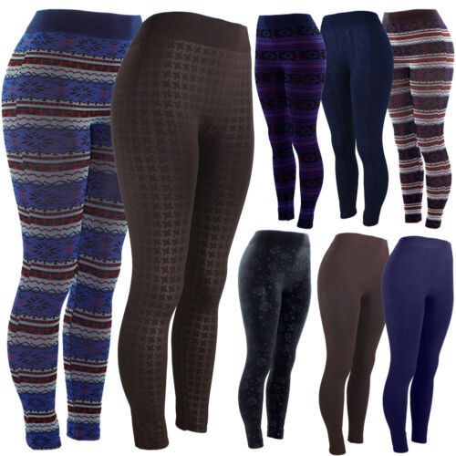 High Waist Womens Winter Leggings, Fashion Slim Stretch Pencil Jegging