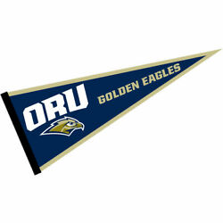 Oral Roberts University Golden Eagles 12'' X 30'' ORU College Pennant