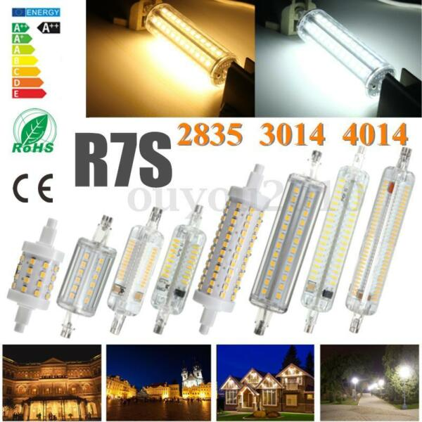 R7S 78/118/135/189MM 2835/3014/4014 LED Dimmable Flood Replacement Light Bulb