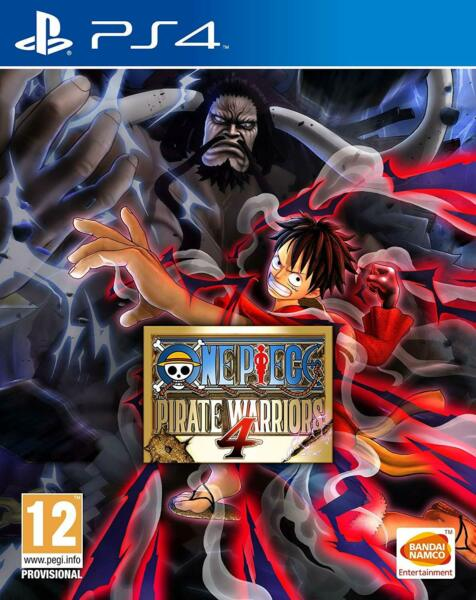 ONE PIECE PIRATE WARRIORS 4 PS4 NUOVO SIGILLATO ITALIANO PREVENDITA 27 MARZO