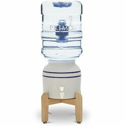 Primo Ceramic Water Dispenser with Stand, Model 900114