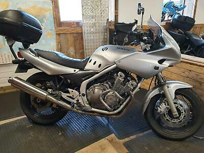 Yamaha xj 600 diversion tourer motorcycle 2003 free delivery