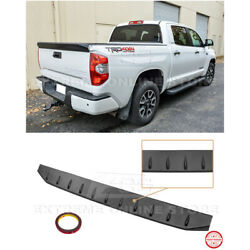 Kyпить For 14-18 Toyota Tundra Street Series ABS Plastic Tailgate Rear Wing Spoiler на еВаy.соm