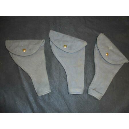 img-WWII RCAF Royal Canadian Air Force Webbing .455 Webley Holster 1942 or 1943