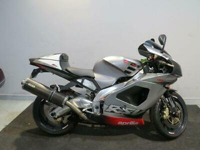 2002 APRILIA RSV1000 RSV MILLE SILVER NATIONWIDE DELIVERY AVAILABLE