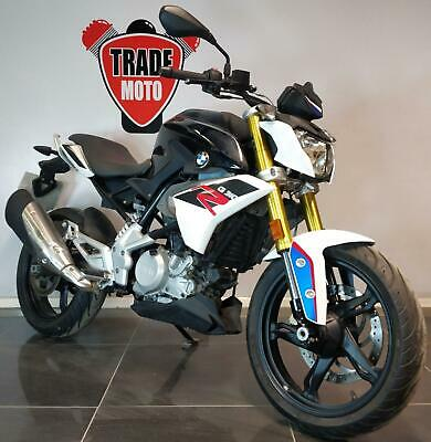 2017 67 BMW G 310 R ABS BLACK G310R A2 LICENCE TRADE SALE ONLY 927MILES EASY FIX