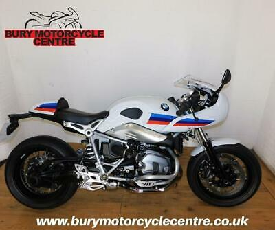 BMW R NINET RACER. 2017. Low Mileage. Immacualte Condition. A Real Head Turner