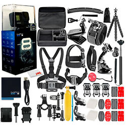 Kyпить GoPro HERO8 Black Action Camera All You Need Bundle на еВаy.соm