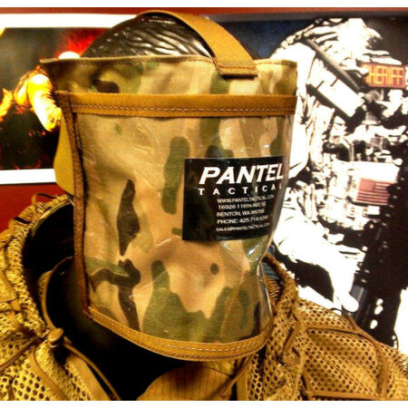 img-EOG, PUC Mask, Prisoner hood Military puc combat Transport mask for detainees