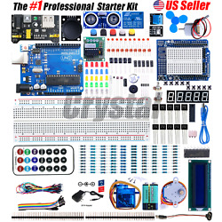 Kyпить UNO Professional Starter Kit with Tutorial and UNO R3 Compatible with Arduino  на еВаy.соm
