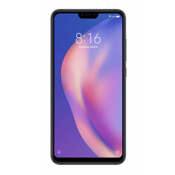 Xiaomi Mi 8 Lite Dual Sim 64GB - Midnight Black - EUROPA [NO-BRAND]
