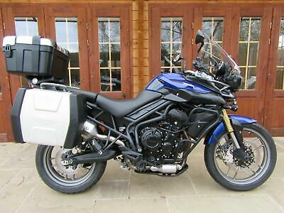 2012/12 Triumph Tiger 800 - Only 13,500 Miles, FSH, Arrow Exhaust, Full Luggage