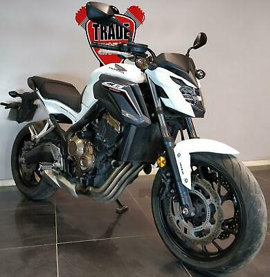 2018 18 HONDA CB650 F Fa-H ABS NEW MOT TRADE SALE CAT N CONTACTLESS PAY/DELIVERY
