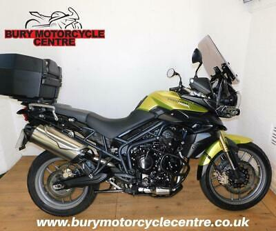 Triumph Tiger 800 ABS. 2012. 1 Owner. FSH. Fantastic Condition! Great Value !