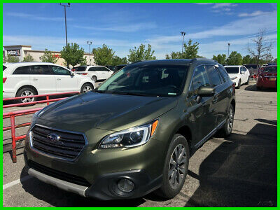 2017 Subaru Outback 2.5i Touring with Eyesight Driver Assist Technology