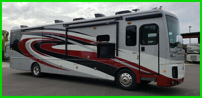 2018 Holiday Rambler Navigator 38K,Cummins I6 Diesel Pusher,Sleeps 8,38', 8KW GN