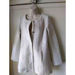 Kyпить SOFT SURROUNDINGS Ivory Quilted Jacket-NEW- Sizes M,  L, XL  на еВаy.соm