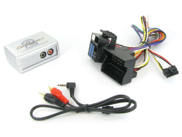 Royaume-UniBMW X3 X5 Z4 Z8 aux & Câble  3.5mm Cric Voiture Ipod MP3 E53 Interface