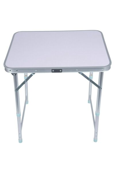 Mountain Warehouse Small Folding Table Lightweight Camping Portable Outdoor