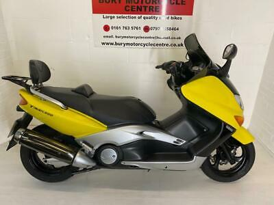 Yamaha XP 500 T-Max. 2002/52. Lovely Condition. Great Runner. Great Value