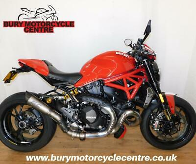 Ducati Monster 1200 R. 2016. Low Mileage. Great Spec. Looks And Sounds Fantastic
