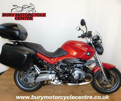 BMW R 1200 R MU. 2011. Low Mileage. Great Spec. Full Luggage. ABS.