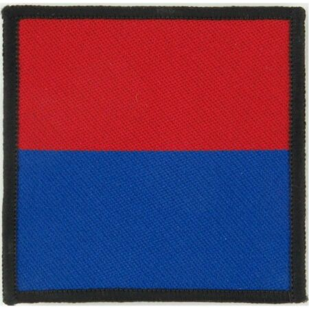 img-British Army - Royal Artillery - Tactical Recognition Flash - TRF