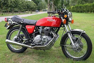 Honda CB400/4 CB 400 4 1975 probably the best unrestored CB400 in the country!