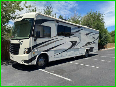 2019 Forest River FR3 32DS Class A Motorhome 34' Sleeps 6 2 Slide Outs 36K