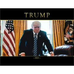 Kyпить President Donald Trump Calendar 2021 Made in USA First Lady Melania Wall Size на еВаy.соm