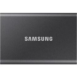 Kyпить Samsung - T7 2TB External USB 3.2 Gen 2 Portable Solid State Drive with Hardw... на еВаy.соm