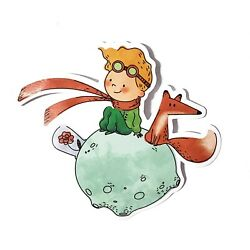 The Little Prince Decal Waterproof Removable Sticker Laptop Tablet 3DS Furniture