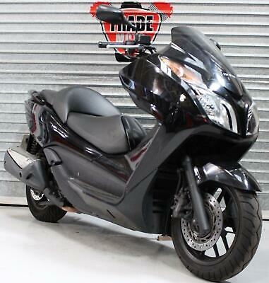 2015 65 HONDA NSS 300 A-D ABS FORZA BLACK MAXI SCOOTER HPI CLEAR TRADE SALE