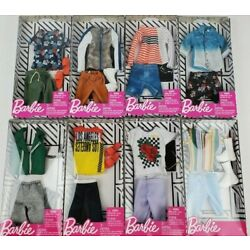Kyпить Barbie Ken Complete Fashion Looks clothing packs lot of 2 styles may vary на еВаy.соm