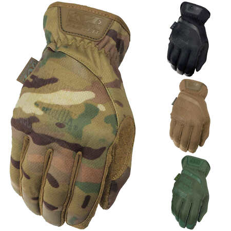 img-Mechanix Wear FastFit Gloves Lightweight Tactical Military Shooting Airsoft