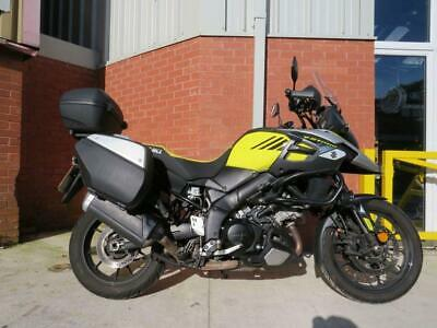 2018 SUZUKI DL1000 DL 1000 V-STROM ABS YELLOW NATIONWIDE DELIVERY AVAILABLE