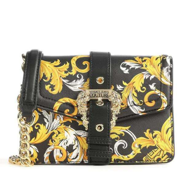ItalieVERSACE JEANS COUTURE Bag BUCKLE  Multicolor Black - E1VZABF671579M27