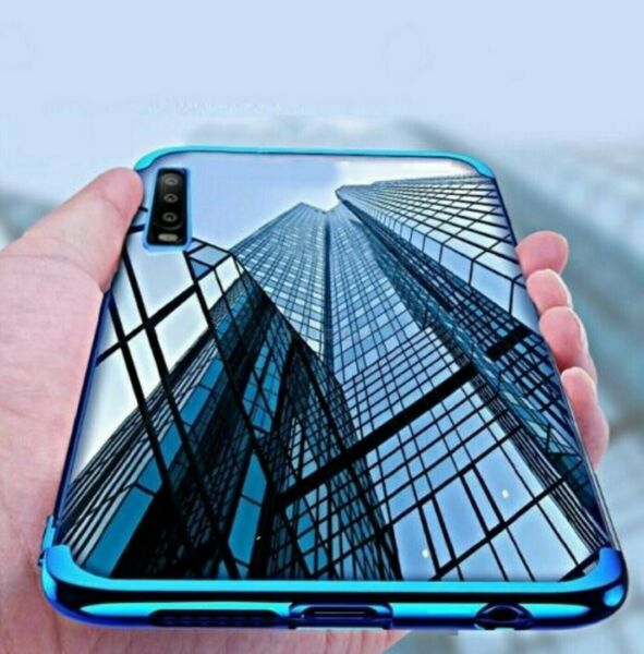 ItalieCoque pour Huawei P Smart Pro (2019) Protection Flexible Étui Electro TPU