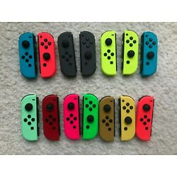 Kyпить Genuine OEM Nintendo Switch Joy Con Controller Left or Right Various Colors на еВаy.соm
