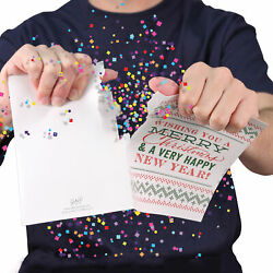 Kyпить Musical Christmas Prank Greeting Card with Glitter на еВаy.соm