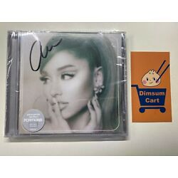 Kyпить Ariana Grande Positions Limited Edition Signed Autographed CD Brand New Sealed на еВаy.соm