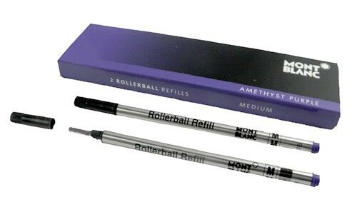 AllemagneMontblanc 2 s pour rollerball (M) Amethyst Purple