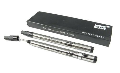 AllemagneMontblanc LeGRAND 2 s pour rollerball LeGrand (F) Pacific Mystery Black