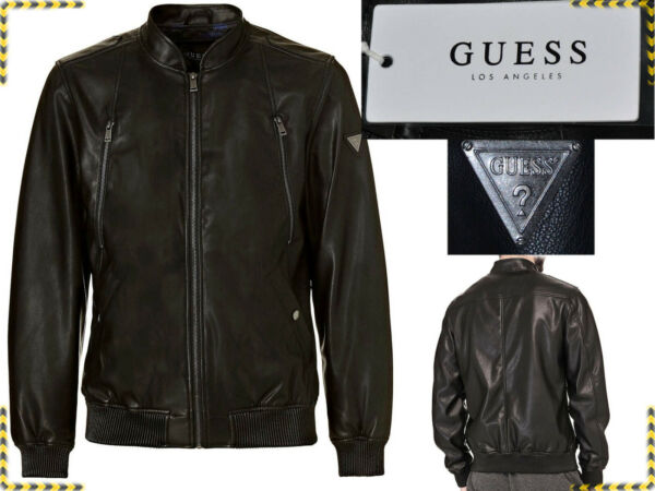 EspagneGUESS.  Man Eco-Leather M or 2XL  149 € Here Less! GS06 L-2