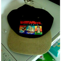 Kyпить VINTAGE WARRNAMBOOL VICTORIA CAP WITH AJDUSTABLE STRAP на еВаy.соm