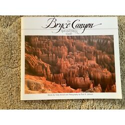 Kyпить The Bryce Canyon Auto and Hiking Guide by Tully Stroud (Paper, 1983) Utah Travel на еВаy.соm