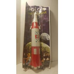 Kyпить Vintage 1967 Apollo (Apolo) Rocket Lunar Plastic Playset Very RARE на еВаy.соm