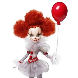 Kyпить Mattel IT Pennywise Monster High Collector Doll 12