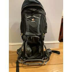 Kyпить Deuter Kid Comfort 3 III Hiking Carrier на еВаy.соm
